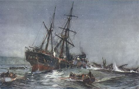 the wreck of the hms birkenhead 1845