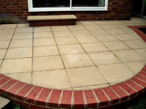 How To Seal Patio Slabs by Driveway Cleaning Southton Pressure Washing Hshire