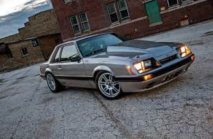1986 ford mustang gt the beast photo image gallery