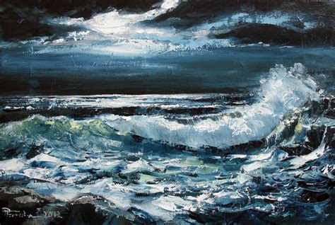paint nite monterey seascape seascapes painting and mural inspirations from