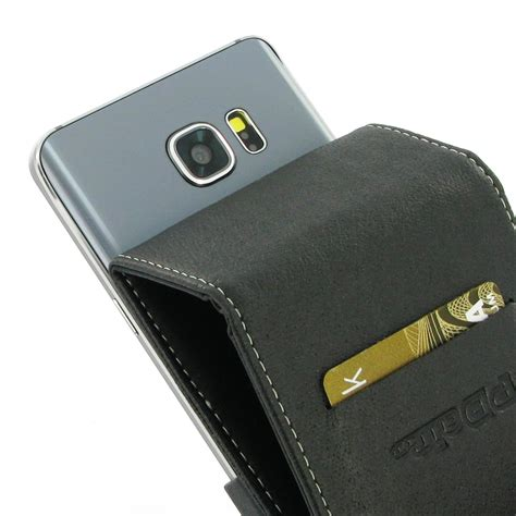 Samsung Galaxy Note 5 Lather Flip Casing Cover Bumper Sarung samsung galaxy note 5 leather flip cover pdair