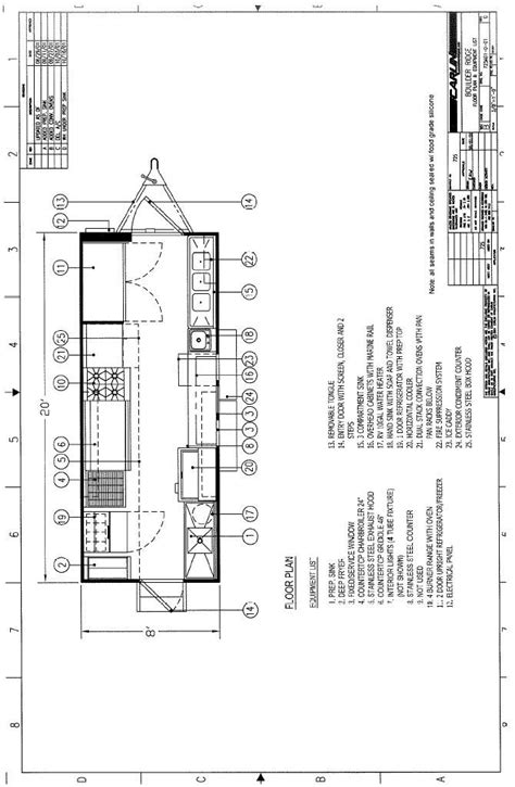 commercial kitchen floor plans 21 best cafe floor plan images on pinterest restaurant