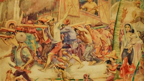 biography of filipino artist botong francisco a nation imagined ayala museum
