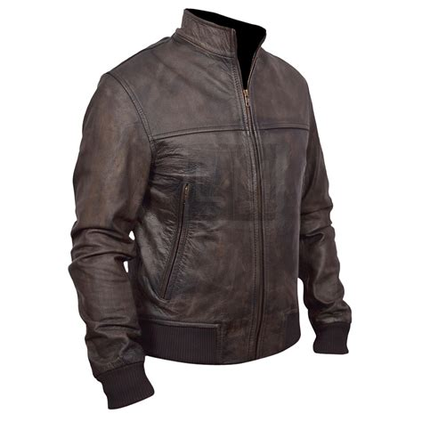Faded Leather by Diaries Faded Black Leather Jacket Leather Madness