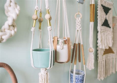 How To Learn Macrame - design trend macram 233 glitter inc glitter inc