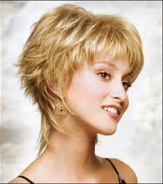 Short curly shaggy hairstyles for women over 50 ladies hairstyle