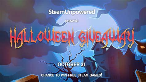 Halloween Giveaways - halloween giveaway 2016 coming october 31st steam unpowered