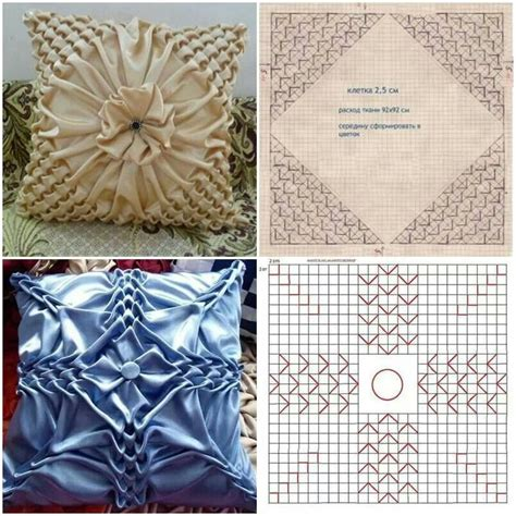 Smocking Pillow Tutorial by 17 Best Images About Canadian Smocking On