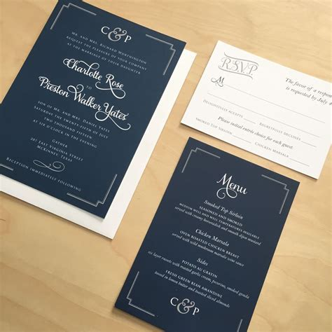 Best 25  Silver wedding invitation suites ideas on