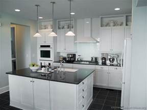 pictures of kitchens traditional white kitchen cabinets - glossy white kitchen design trend digsdigs