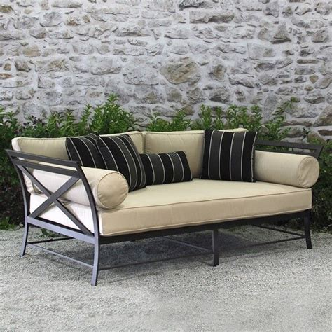 Outdoor Furniture Daybed 25 Best Ideas About Size Daybed On Pinterest Daybed Size Daybed Frame And