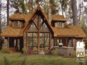 Cabin Style Houses by Log Cabin Home Designs Floor Plans Log Cabin Style Homes