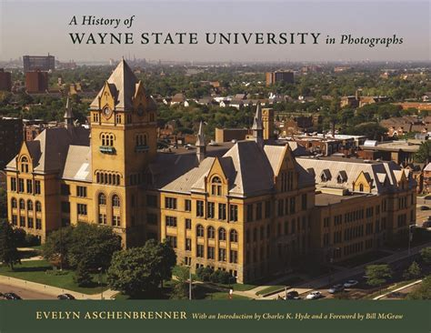 Wayne State Search A History Of Wayne State In Photographs Wayne State Press