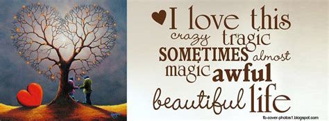 fb quotes love photo cover facebook fb covers love quotes