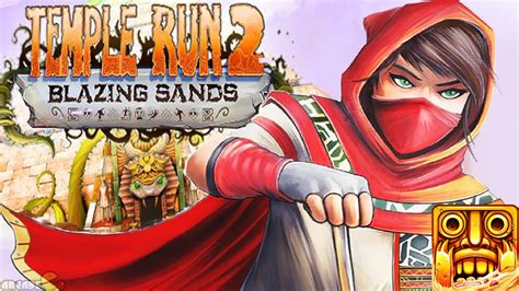 temple run 2 blazing sands temple run 2 highest score new character karma unlocked blazing sands