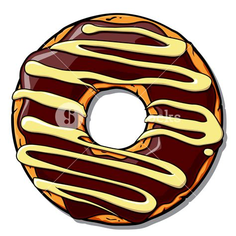 chocolate clipart and stock illustrations 78 208 cartoon donut illustration royalty free stock image
