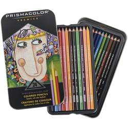 prismacolor 24 colored pencils prismacolor premier soft colored pencils set of 24