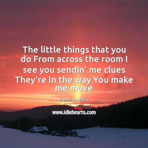 i saw you from across the room an individual has not started living until he can rise above the narrow confines