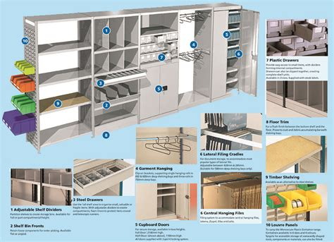 office shelving systems romstor projects