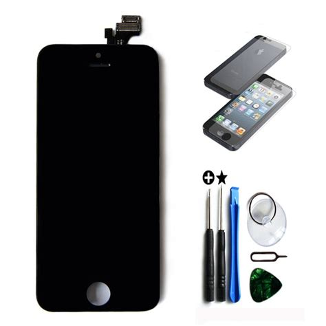 Lcd Apple Iphone 5 lcd screen for apple iphone 5 replacement display by maxbhi