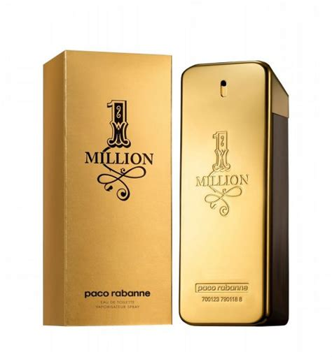 Parfume 1 Million souq 1 million by paco rabanne for eau de toilette 100ml uae