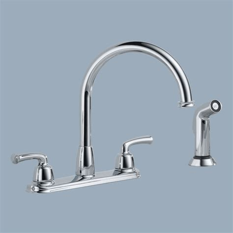 delta classic 21916 chrome kitchen faucet discontinued