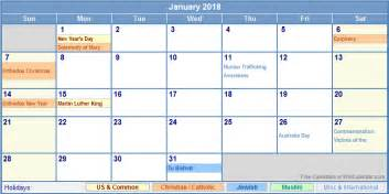 Calendar 2018 Federal Holidays Search Results For 2018 Calendar With Federal Holidays