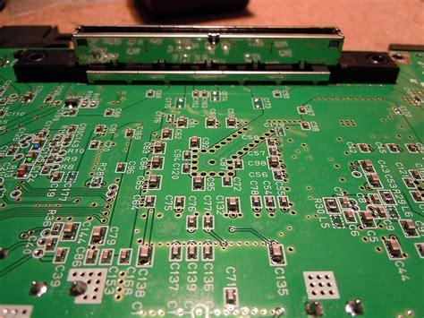 n64 capacitor list av n64rgb nfg gamesx