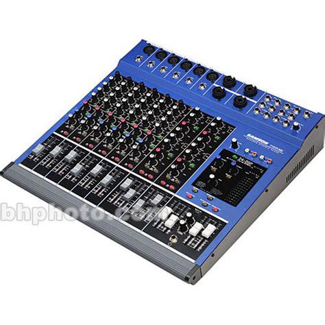Mixer Audio Samson samson mdr10 10 channel audio mixer samdr10 b h photo