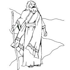 top 10 free printable abraham coloring pages online