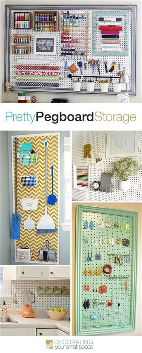 Sewing Room Pegboard Ideas by Pegboard Storage Storage Ideas And Storage On
