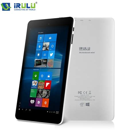 Tablet Mini aliexpress buy irulu walknbook mini windows 10 tablet pc 8 quot ips 1280 800 hd baytrail t