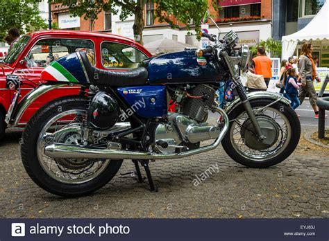Oldtimer Motorrad Laverda by Berlin 14 Juni 2015 Motorrad Laverda 750 Sf Die