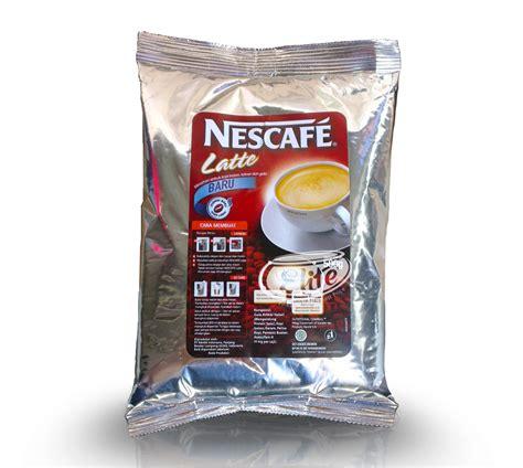 Nestle Professional Nescafe Latte 500 Gr latte nestle professional ecer grosir termurah