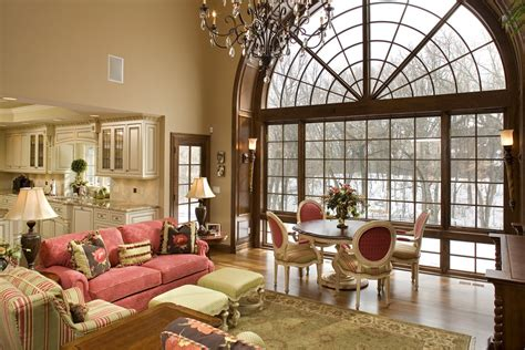 Great Room Windows Inspiration Gorgeous Beautiful Things Coral Springs Fashion Other Metro Traditional Family Room Inspiration