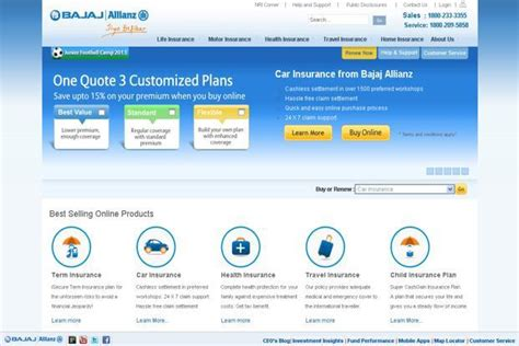 bajaj allianz insurance ic portal motor insurance berkshire motor insurance india