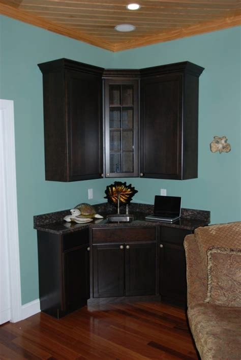 Kitchen Corner Bar Ideas Corner Bar Home Remodel