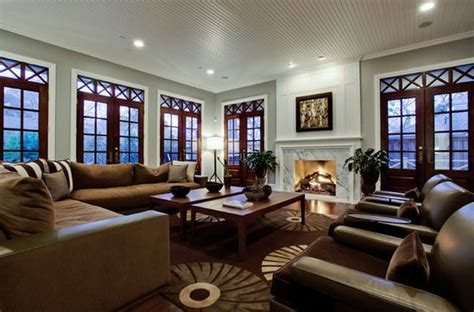 huge living rooms how to arrange furniture in a large living room