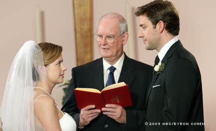 the office jim buys pam a house quot office quot wedding coming soon