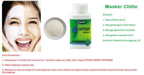 Obat Herbal Chitosan obat herbal distributor malang masker chitin chitosan