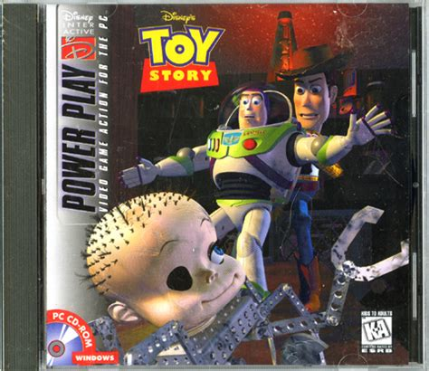 power swing game disney s toy story power play jewel case pc game