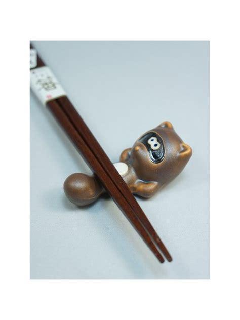 Chopsticks Holder tanuki chopsticks holder