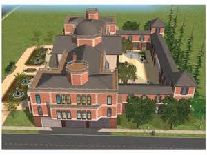 House Plans Mediterranean Style Homes sims 2 luxury mansion by ramborocky on deviantart