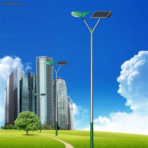 iluminacion solar laras led solar alumbrado publico