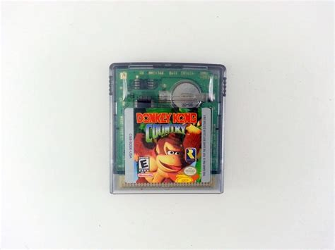 kong country gameboy color kong country for gameboy color the