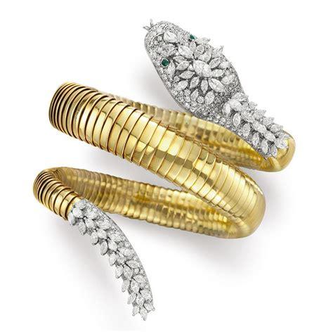 Snake Cobra Bracelet 1901 Jewelry the bulgari serpenti collection brings snake jewelry back