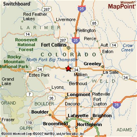 loveland colorado map loveland co pictures posters news and on your