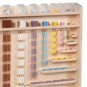 montessori bead cabinet bead material cabinet montessori spirit