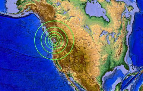 Earthquake Washington State | 12 30 2015 washington state struck seattle vancouver