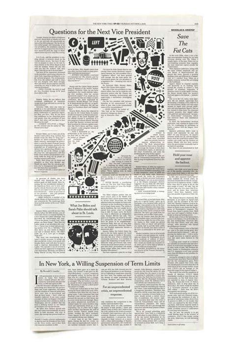 newspaper layout questions dise 241 o editorial en peri 243 dicos como el new york times